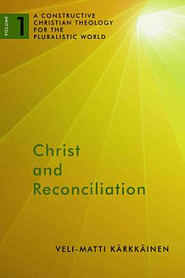 Christ and Reconciliation PDF