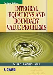 Integratal Equation & Boundary Value Problem