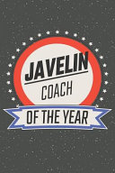 Javelin Coach Of The Year