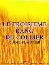 Le troisième rang du collier (French Language)