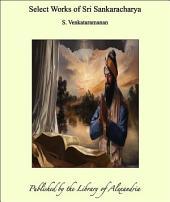 Select Works of Sri Sankaracharya