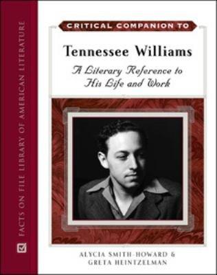 Download Critical Companion to Tennessee Williams Book