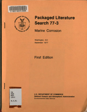 Marine Corrosion PDF