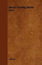 Metal Turning Made Easy Book PDF