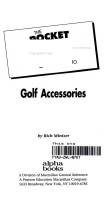 The Pocket Idiot s Guide to Golf Accessories PDF
