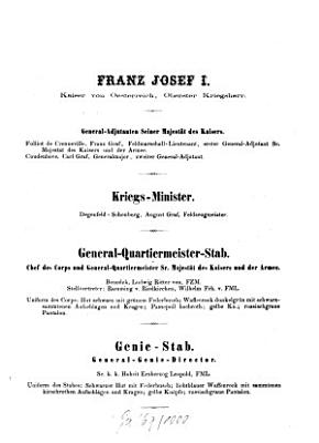 K  K    sterreichisches Armee Schema PDF