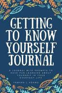 Getting to Know Yourself Journal PDF