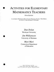 Activities For Elementary Mathematics Teachers Book PDF