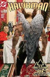 Hawkman (2002-) #23