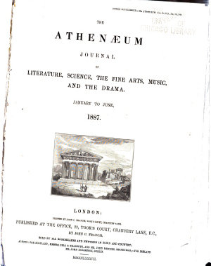 The Athen  um PDF