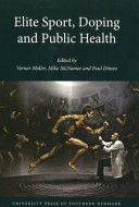 Elite Sport  Doping and Public Health