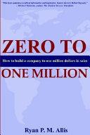 Zero to One Million Book