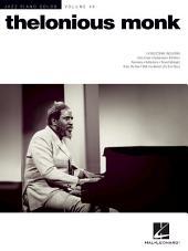Thelonious Monk: Jazz Piano Solos Series, Volume 49