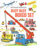 Richard Scarry s Busy Busy Boxed Set