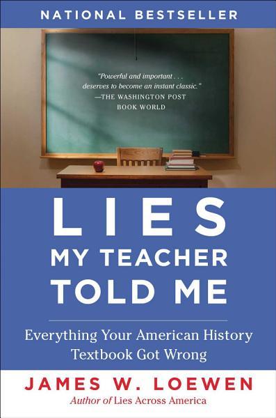 Download Lies My Teacher Told Me Book