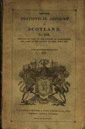 The new statistical account of Scotland: Volume 13