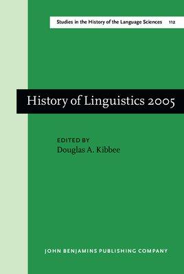 History of Linguistics 2005