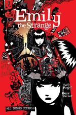The Complete Emily the Strange: All Things Strange