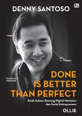 Done is Better Than Perfect (Re-STO)