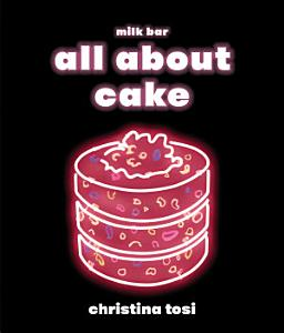 All About Cake Book