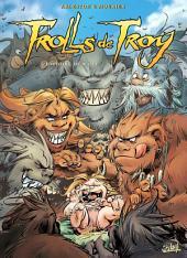 Trolls de Troy T14: L'histoire de Waha
