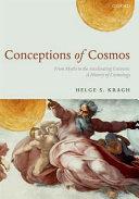 Conceptions of Cosmos PDF