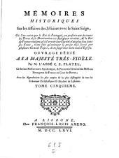 Memoires historiques sur les affaires des Jesuites avec le Saint Siege. (Nouv. ed. refondue.)