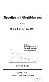 Novellen und Erzählungen: Band 2