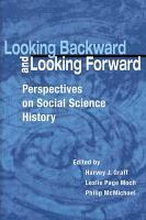 Looking Backward and Looking Forward PDF