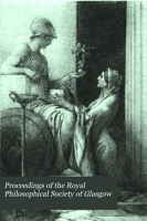 Proceedings of the Royal Philosophical Society of Glasgow PDF