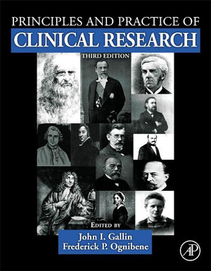 Principles and Practice of Clinical Research PDF