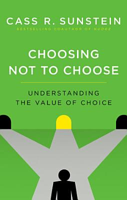 Choosing Not to Choose PDF