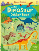 Big Dinosaur Sticker Book PDF