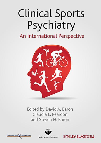 Clinical Sports Psychiatry Pdf Book