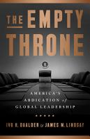 The Empty Throne PDF