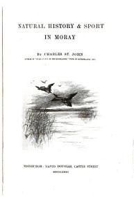 Natural History   Sport in Moray PDF