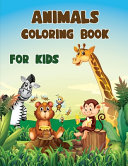 Animals Coloring Book for Kids PDF