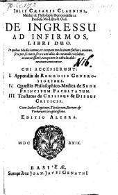 De ingressu ad infirmos, libri duo