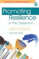 Promoting Resilience in the Classroom PDF
