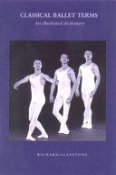 Classical Ballet Terms PDF