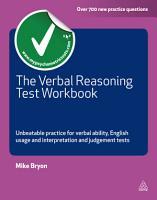 The Verbal Reasoning Test Workbook PDF