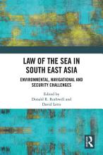 Law of the Sea in South East Asia PDF