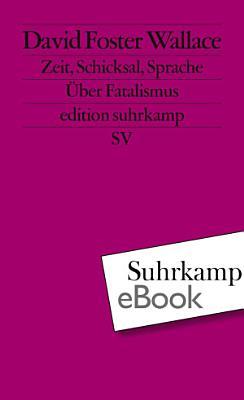 Schicksal  Zeit und Sprache PDF