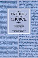 The City of God  Books I   VII  The Fathers of the Church  Volume 8  PDF