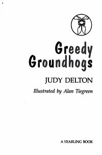 Greedy Groundhogs PDF