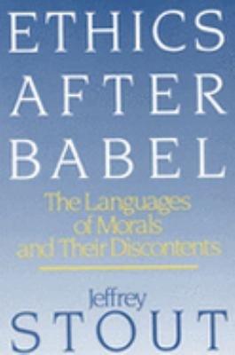 Ethics After Babel PDF