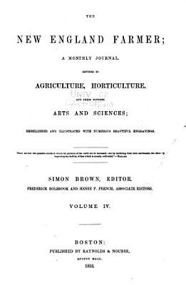 The New England Farmer