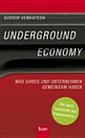 Underground Economy PDF