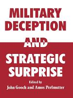 Military Deception and Strategic Surprise  PDF