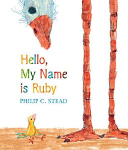 Hello  My Name Is Ruby Book